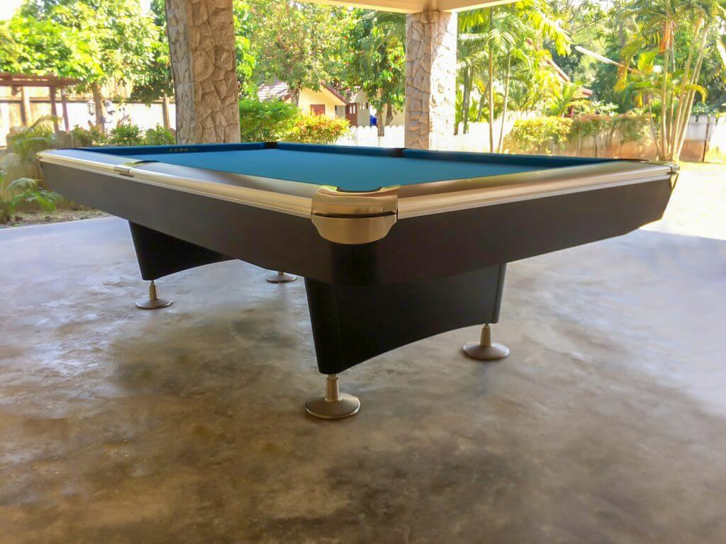 Rhino Pro pool table bangkok