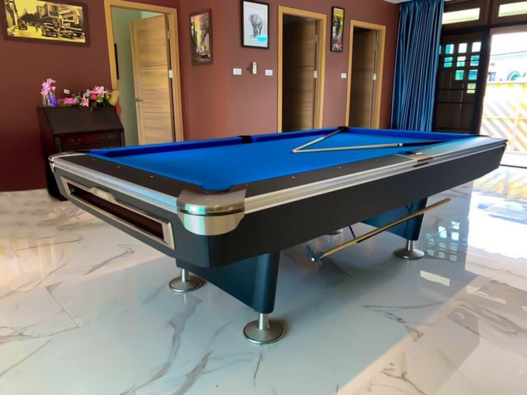 Rhino Pro pool table chiang mai