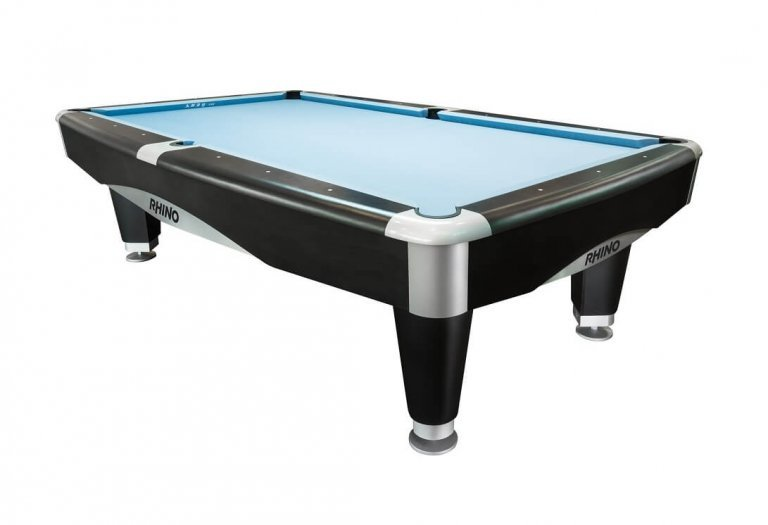 rhino sport pool table 7ft, 8ft, 9ft