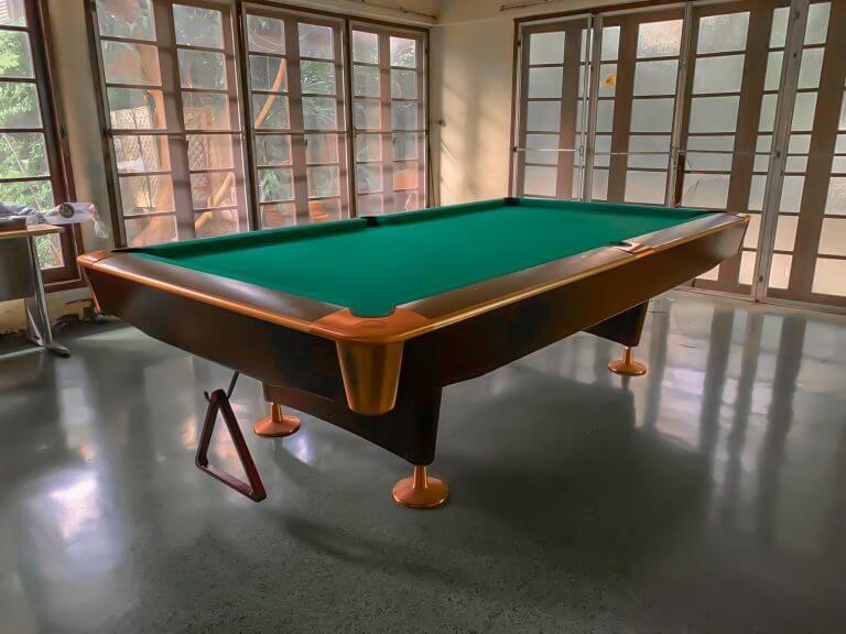 rhino classic pool table bangkok
