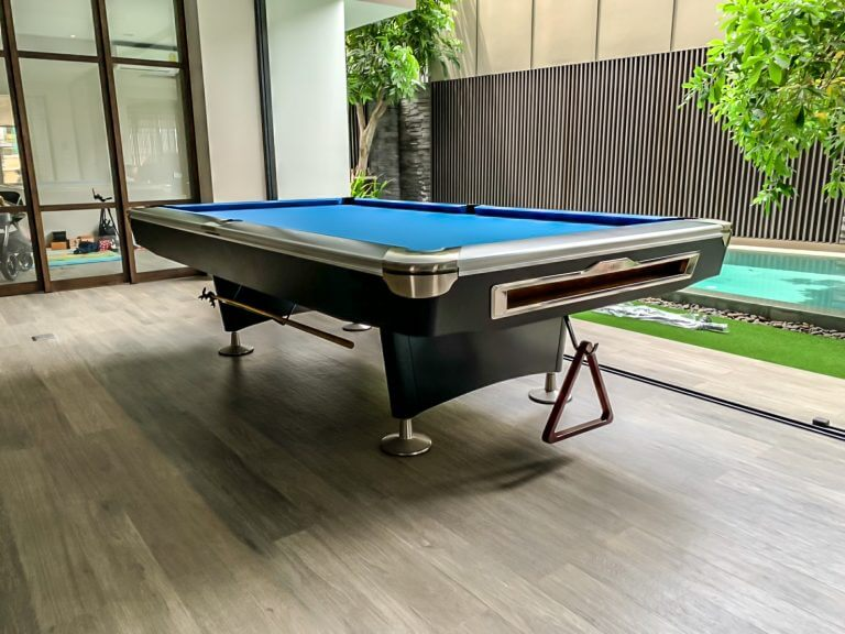 rhino pro pool table 9ft
