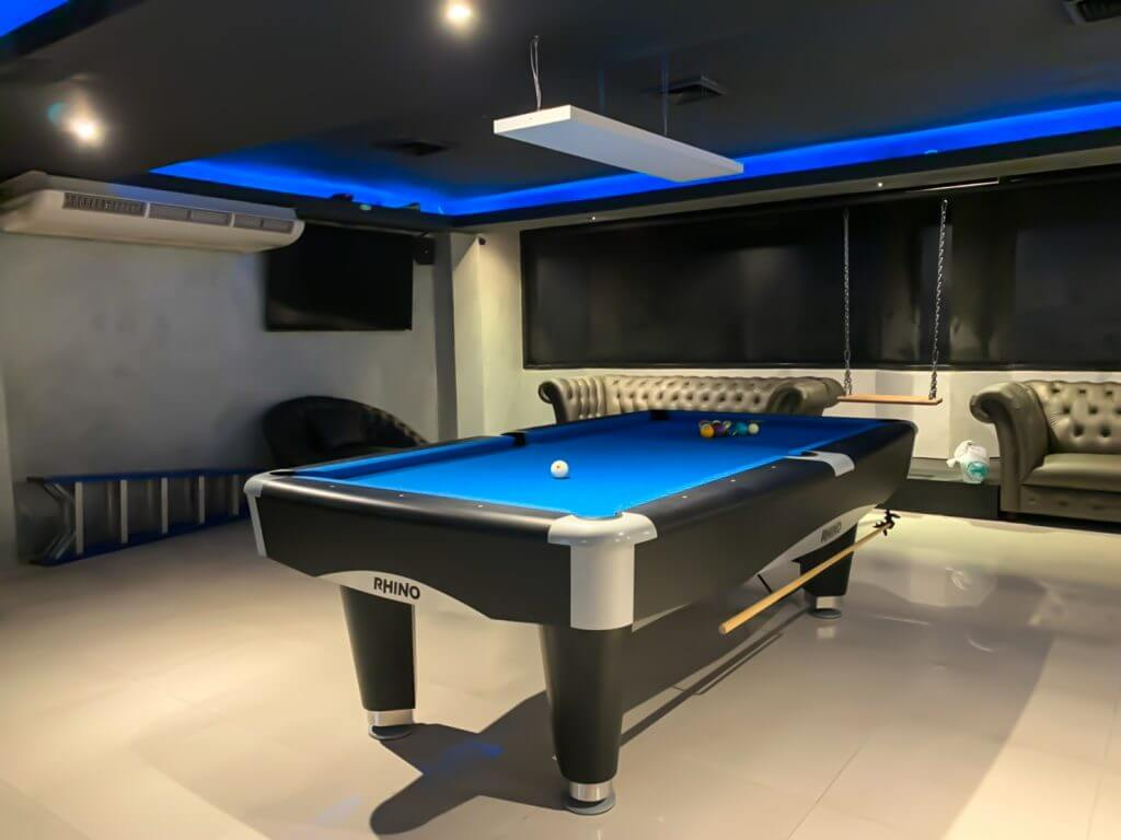 rhino sport pool table third road pattaya